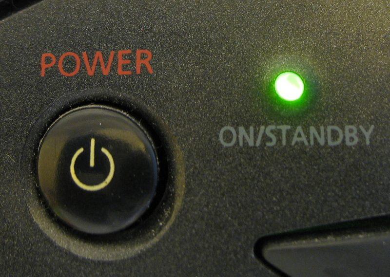 sluipverbruik elektrische toestellen
