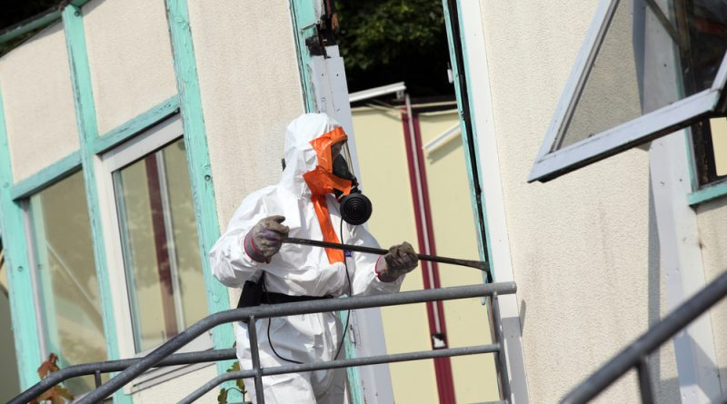 asbest verwijderen