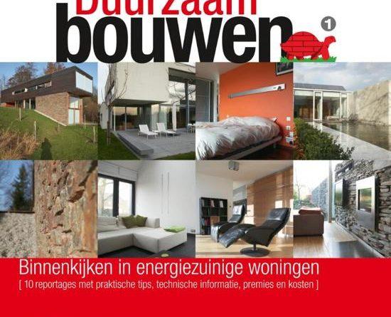 boek duurzaam bouwen