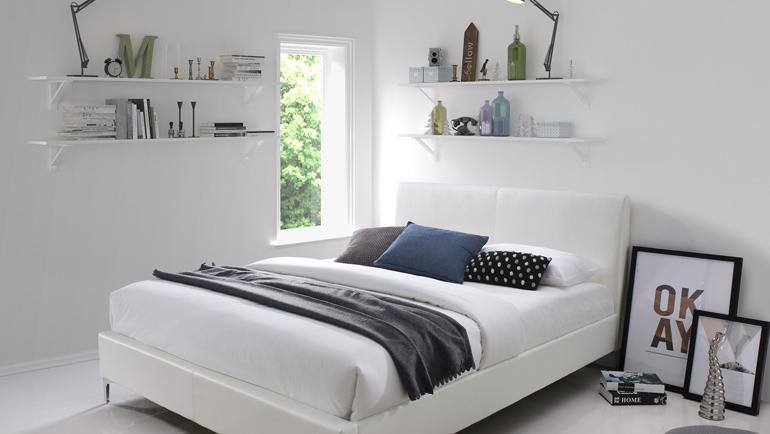witte meubels onderhouden