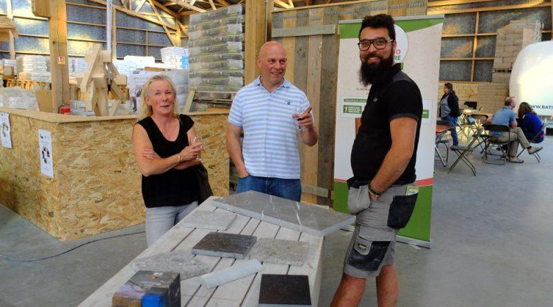 EcoActief11: info over ecologisch bouwen in gezellige sfeer