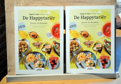 Happytariër, een plant-based kookbook voor jong en oud