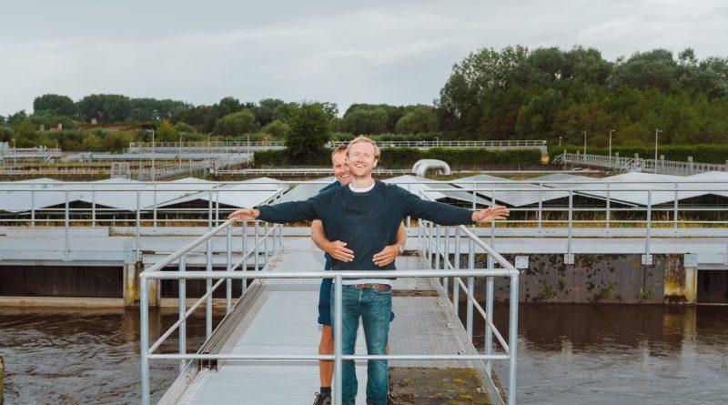 energie uit afvalwater