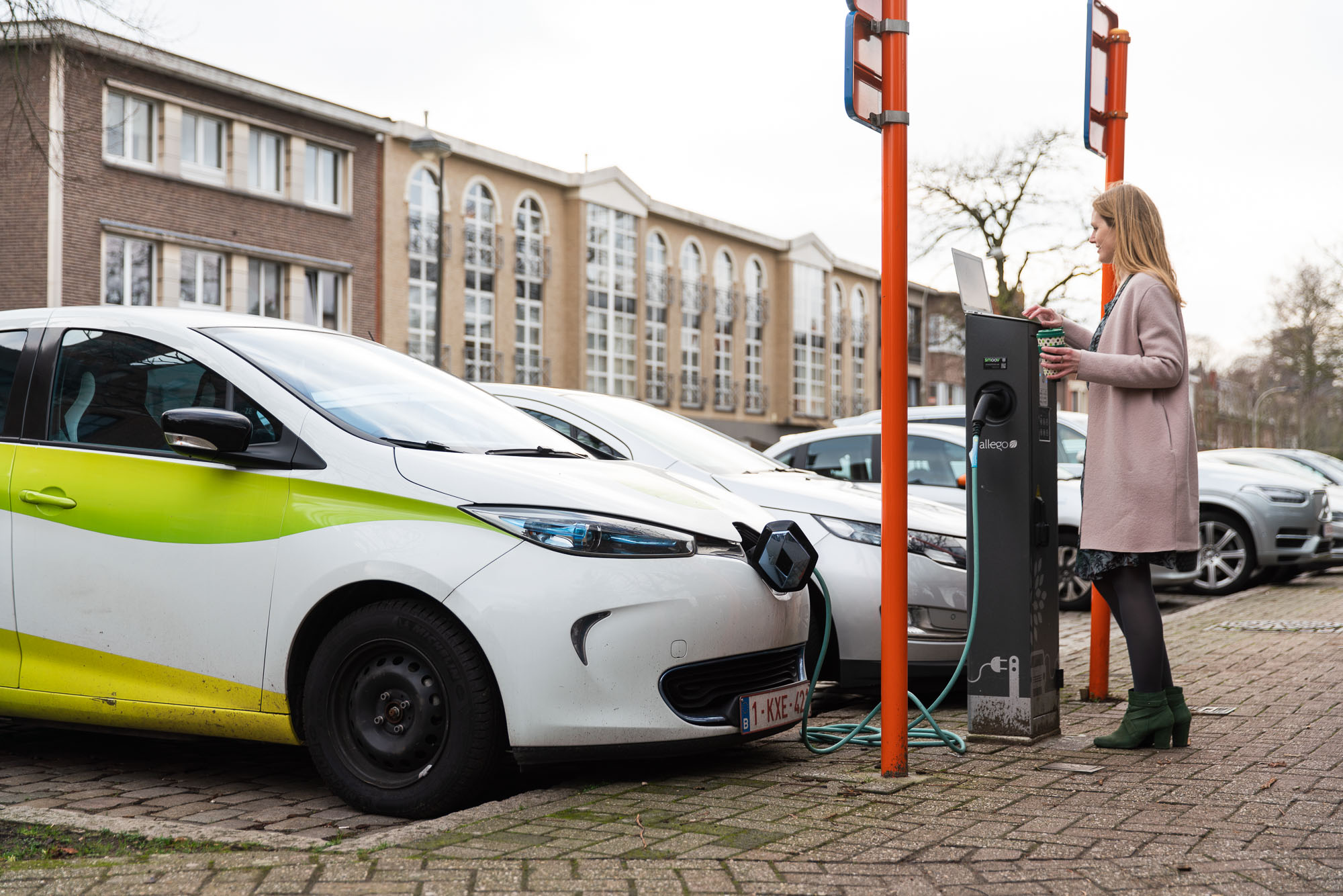 Autodelen in Vlaanderen
