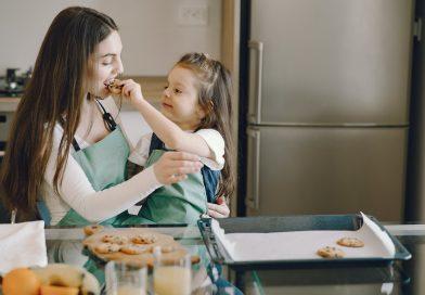 Om de uitdaging nog wat groter te maken: bewust en duurzaam eten met kids
