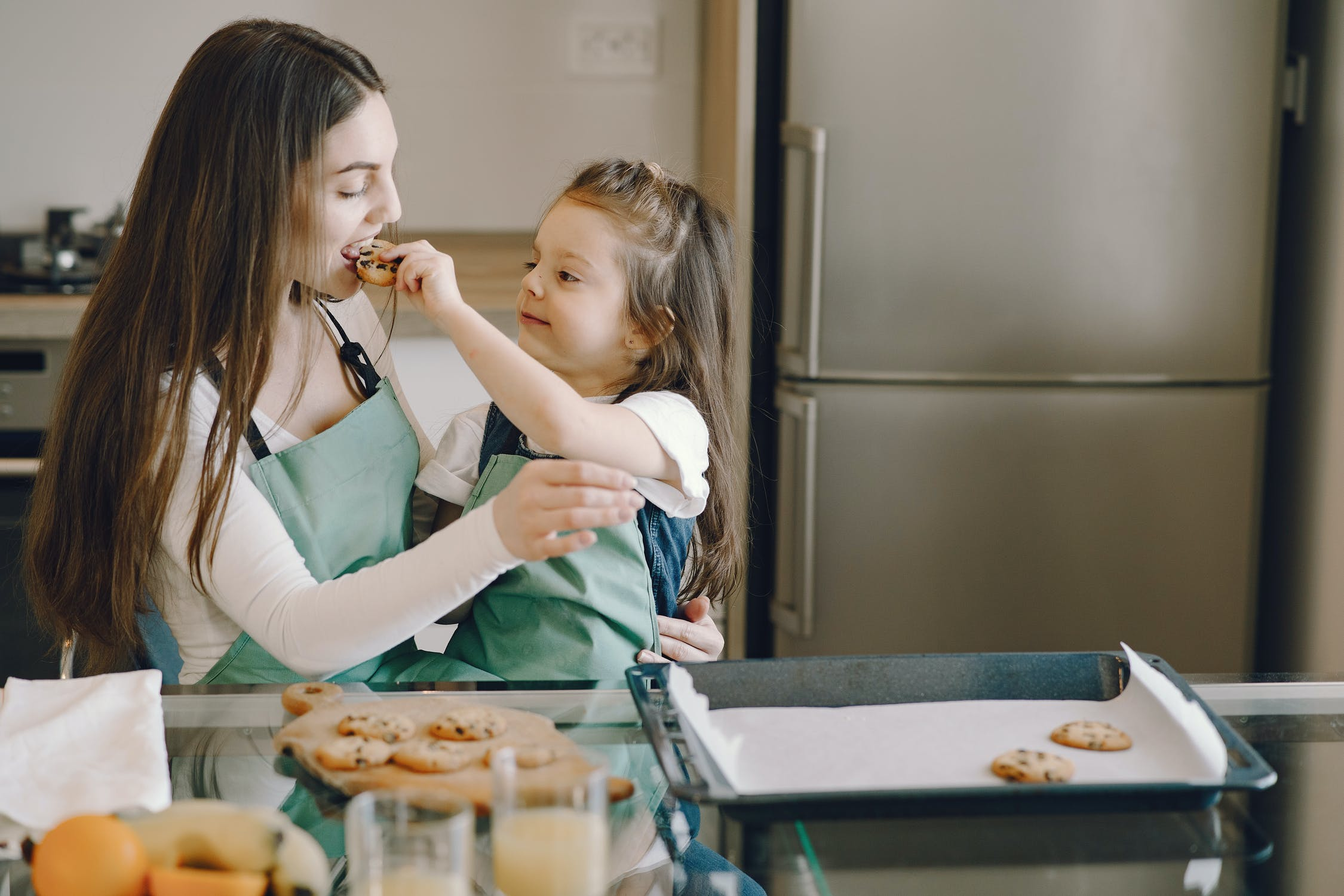 duurzaam eten met kids