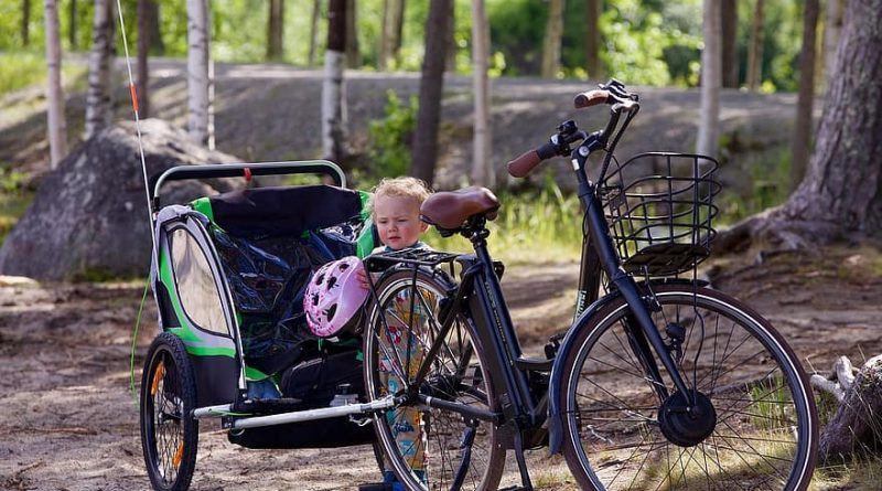 bakfiets of fietskar