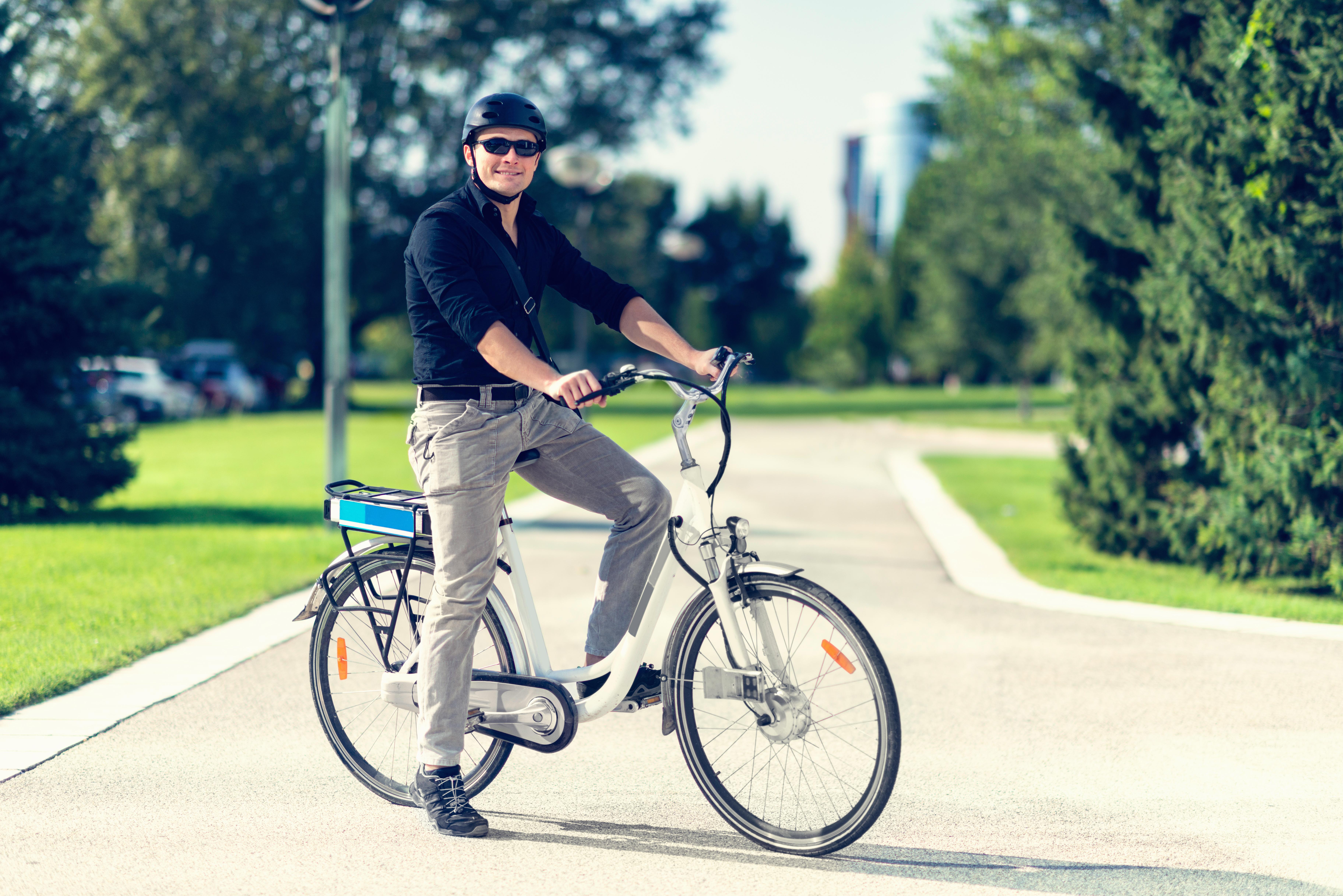elektrische fiets testen