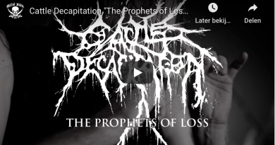 The Prophets of Loss, een allerminst subtiele schop tegen ons geweten!